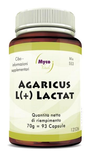 Agaricus L(+) capsule di lattato (miscela 0553)