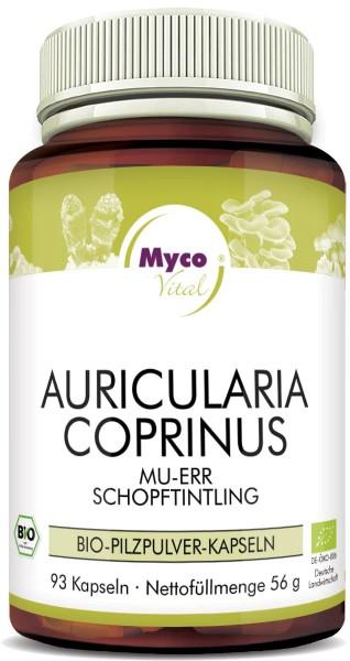 Auricularia-Coprinus Organic mushroom powder capsules (Mixture 313)