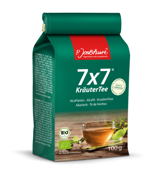 BIO 7x7® KräuterTee miscela sciolta 100 g