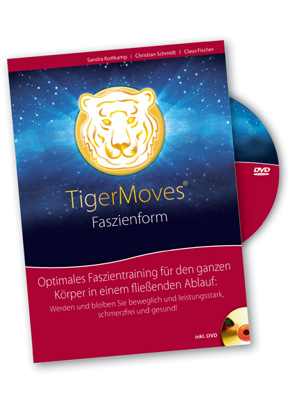 TigerMoves - Faszienform (Buch inkl. DVD)