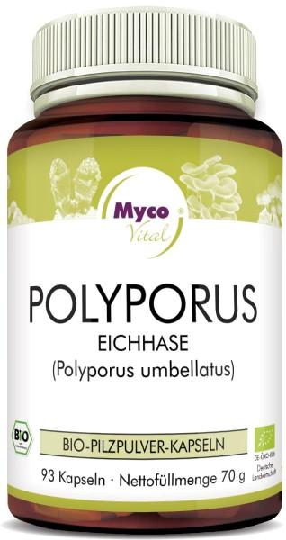 Polyporus Organic vital mushroom powder capsules