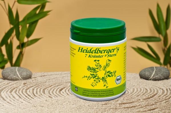 BIO Heidelberg 7 herbes, poudre 250 gr.