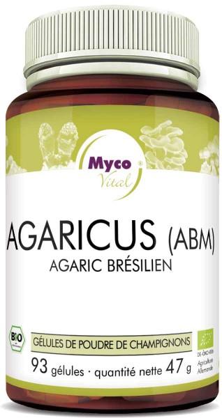 BIO ABM capsules de poudre de champignon