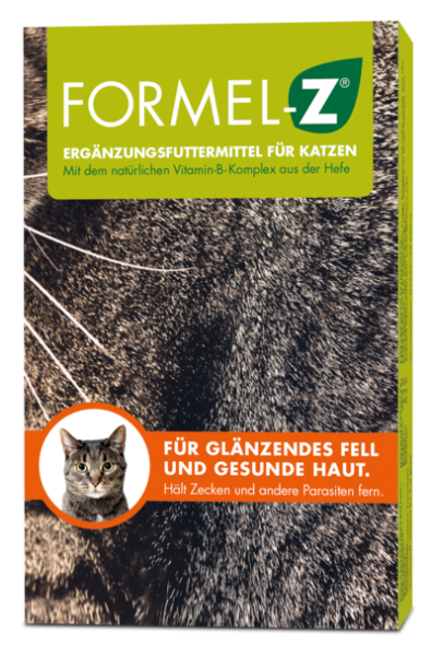 Formula-Z® Supplementary feed for cats